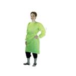 Műtéti köppeny, steril, Avocado zöld